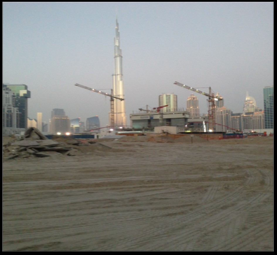 BUSINESS BAY PHASE 1&2/P1-121 – LANDSCAPING AT MAIN ENTRANCE OF BUSINESS BAY, DUBAI – CONTRACT REF: LS-650-02 FOR GULF LANDSCAPE / DUBAI PROPERTIES