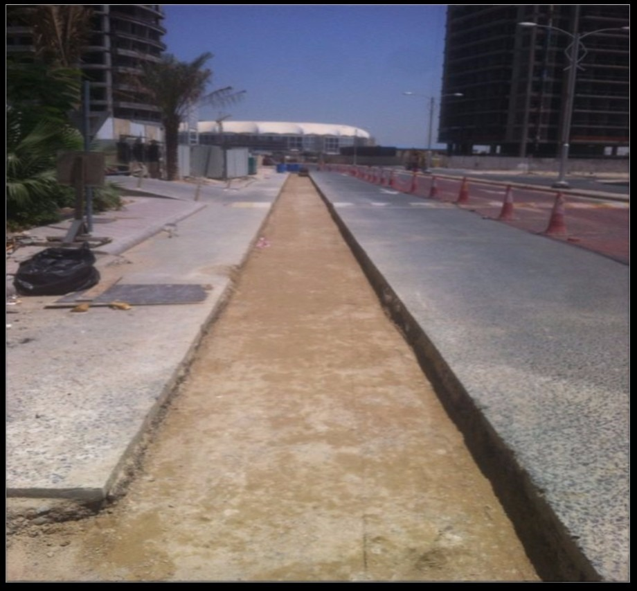 PROPOSED CHILLED WATER NETWORK PIPING FOR ELITE 4 BUILDING AT DUBAI SPORT CITY FOR EMICOOL